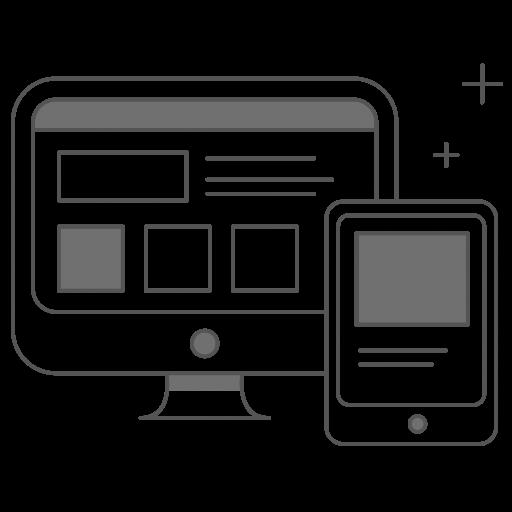 Zeichnung responsive Design